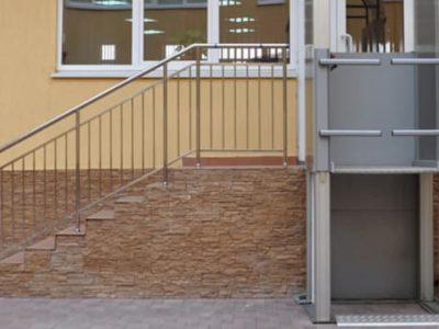 plataformas salvaescaleras vertical